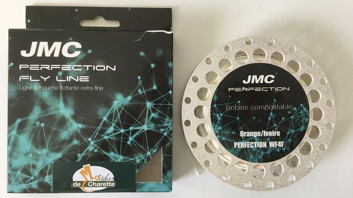 JMC Perfection #4 orange-ivoire